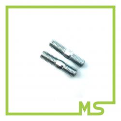 Gewindeboltzen Stiftschraube für Zylinder Stihl MS260