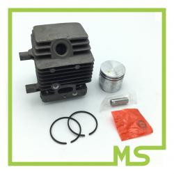 Zylinder und Kolbensatz für Stihl  Motorsense / Freischneider FS75 FS80 FS85 HS75 HS80 - 34 mm