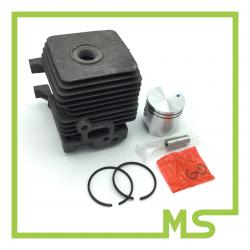 Zylinder und Kolbensatz für Stihl FS55 HS45 FS38 BG45 BG55 BG46 SH55 -34 mm