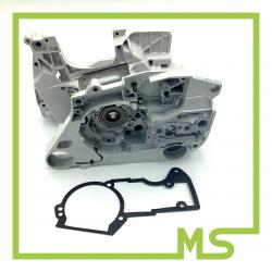 Kurbelwellengehäuse Motorgehäuse passend für Stihl MS460 inkl. Gehäusedichtung