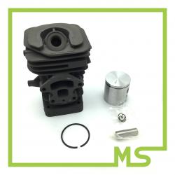 Zylinder und Kolbensatz für Husqvarna 240 und 240e - 39 mm
