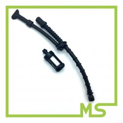 Benzinschlauch und Filter für Stihl MS200T